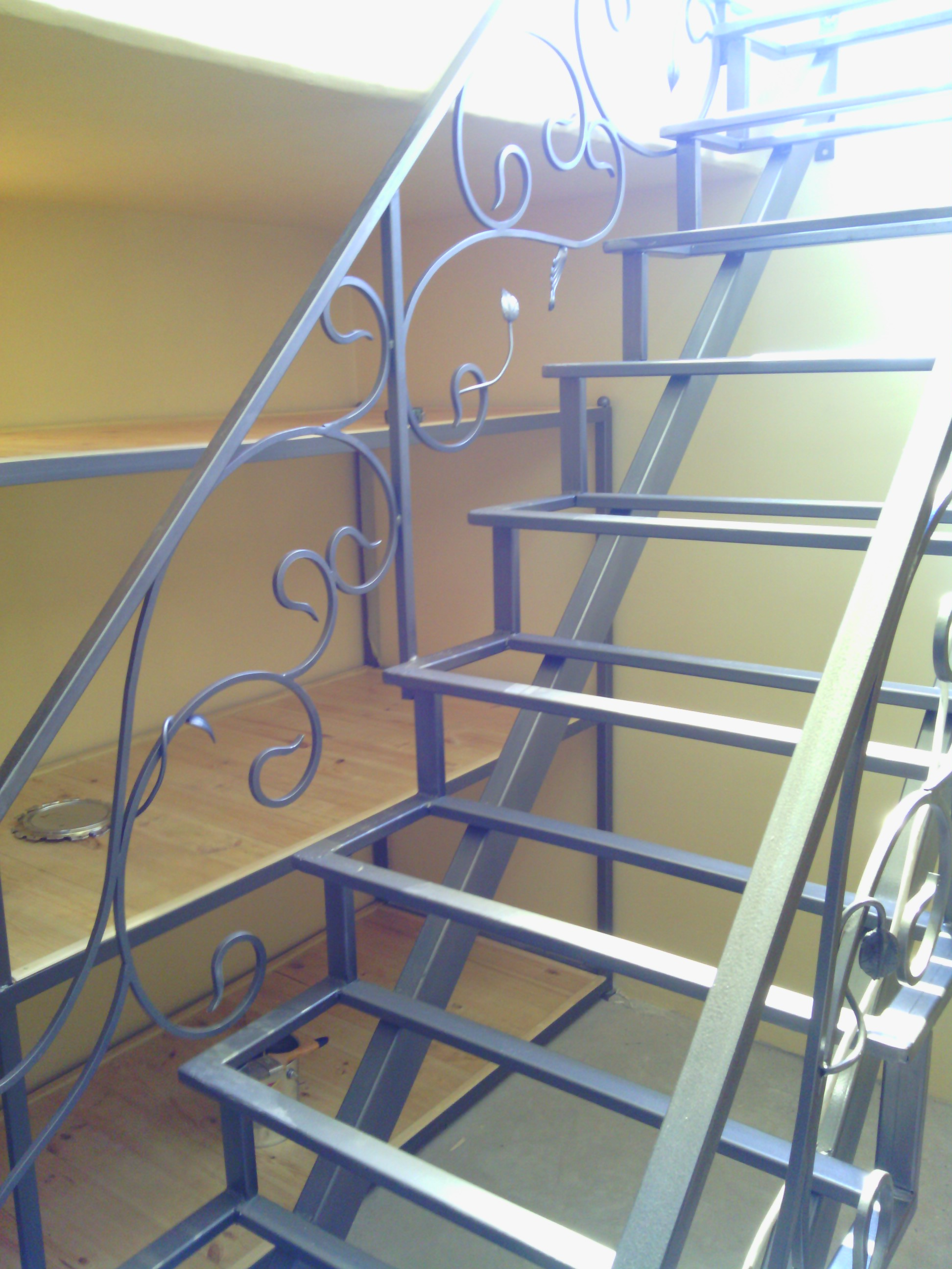металлические лестницы москва