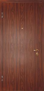 Дверь с ламинат покрытием № 12