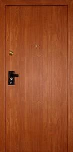 Дверь с ламинат покрытием № 14