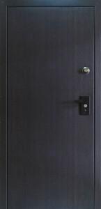 Дверь с ламинат покрытием № 4
