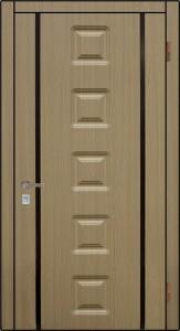 Двери МДФ № 20