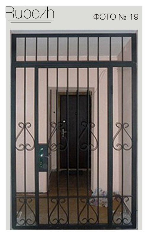 двери стальные на площадку