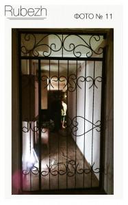 Решетчатые двери № 11